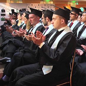 ALmanyada mezuniyet